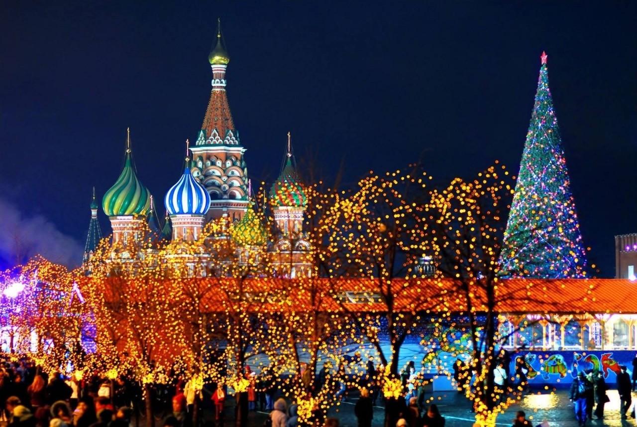 Детские туры по россии на новый год
