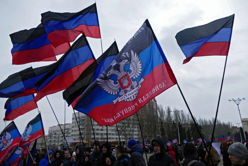 Опрос: Каждый четвертый житель россии выступает запризнание ДНР иЛНР