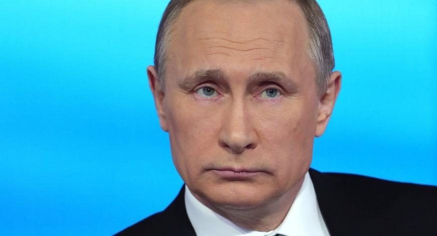 Вглобальной паутине недолжно быть ничего нелегального законом— Путин
