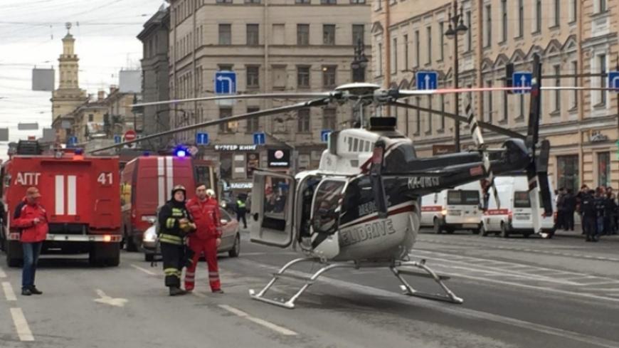 Настанции «Площадь Восстания» вПетербурге удалось обезвредить вторую бомбу— НАК